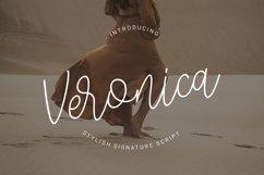 Veronica - Script Font Product Image 1