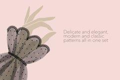 Lace pattern procreate brushes Product Image 3