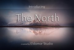 The North Font Product Image 1