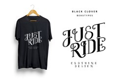 Black Clover Font Duo Product Image 2