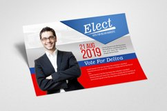 Election Voting Flyer Template Product Image 2