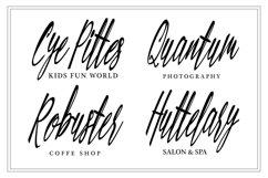 Web Font Primrose Heart Product Image 2
