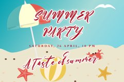 With Summer // Script Font Product Image 4