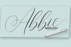 Abbie Script Product Image 1