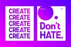GR Altosa Typeface Product Image 5