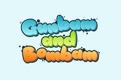 Fun Blob - Funny Kids Font Product Image 2