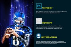 Ray Lighting photoshop action Product Image 12