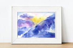 5 sunrise mountain landscapes Product Image 2