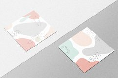 Pastel Abstract Shapes collection #5 Product Image 5