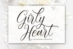 Girly Heart Product Image 2