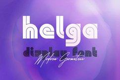 Helga - Display Font Product Image 1