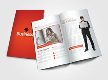 Business Bifold Brochure Templates Product Image 1