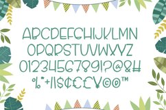 Hello Morning - Cute Display Font Product Image 4