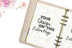 Baby Pink Planner Mockup, Journal Mockup, MockUp, Mock Up Product Image 4