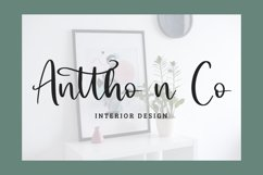 Fathima Modern Script Font Product Image 6