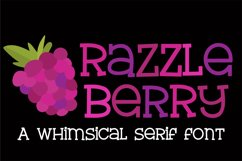 ZP Razzle Berry Product Image 1