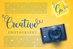 Hosty Klotzy - Modern Calligraphy Font Product Image 2