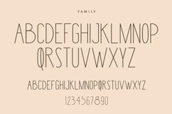Merry Light Typeface Product Image 4
