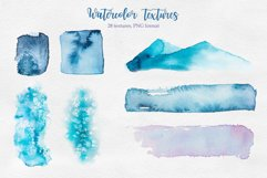 Winter. Watercolor collection. Product Image 12