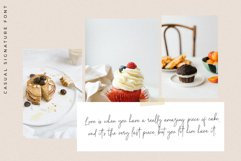 Midnight Signature   Casual Handwritten Font Product Image 6