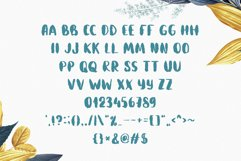 Aquatype. Display Watercolor font. Product Image 3