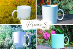 7 Photoshop Mug Mockups and 11 high quality PNG Images Product Image 5