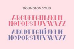 Dolington Font Duo Product Image 5