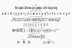 Eolireh   Modern Script Font Product Image 6