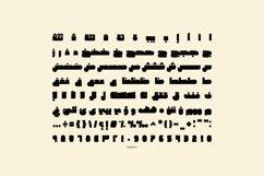 Rawaj - Arabic Font Product Image 4