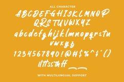 Ballistic - Handwritten Brush Product Image 5