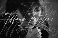 Anxiety - Signature font Product Image 5