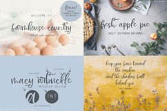 The Farmhouse Font Bundle by Beck McCormick Product Image 5