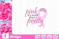 Cancer SVG Bundle | Awareness SVG | Breast Cancer Cut File Product Image 21