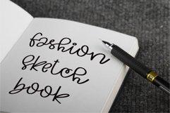 Kuirky Girl - A kuirky monoline handwritten font Product Image 5