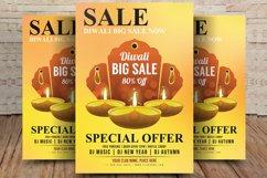 Diwali Sale Flyer Product Image 1