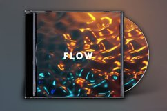 Flow - 25 Liquids 3D Backgrounds Product Image 2