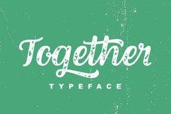 Together Script Product Image 2