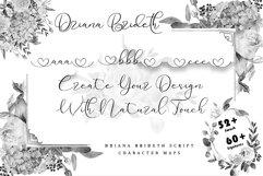 Driana Brideth - WEB FONT - Product Image 6