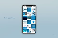 Canva Templates for accountants, bookkeepers, Finance area Product Image 4