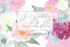 Love watercolor bundle. Valentine. Product Image 5