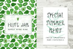 LEAFY VALLEY - Hand-drawn Font DUO Product Image 2
