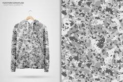 Flecktarn Camo Seamless Patterns Product Image 3