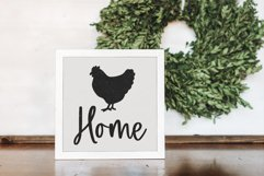 Country Kitchen - A Script Font with Farmhouse Doodles Product Image 5