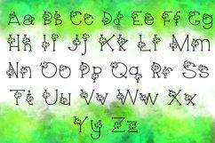 Lucky You Hand Lettered Shamrock Irish Font Product Image 2