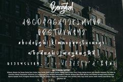 Bergdool - Cool Script Font Product Image 6