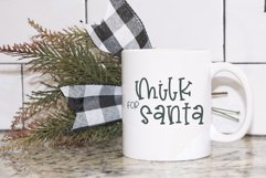 Christmas Stocking - A Hand Lettered Font Product Image 3