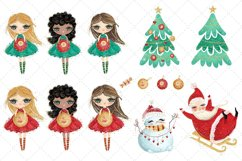 Christmas Eve Clip Art Product Image 2