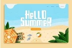 Borjue - Summer Display Font Product Image 4