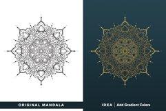 300 Vector Mandala Ornaments Product Image 4