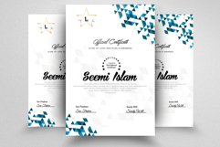 Vertical Certificate & Diploma Templates Product Image 2